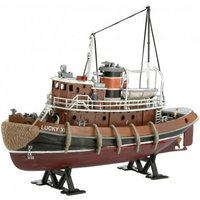 Harbour Tug Boat 1:108 Revell Model Set