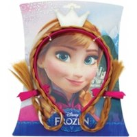 Disney Frozen Anna Fake Hair Aliceband