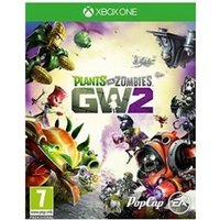 Plants vs. Zombies Garden Warfare 2 Xbox One Game (with Grass Effect Imp & Z7-Mech DLC)