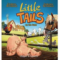 Little Tails On The Farm  Volume 5 Hardcover