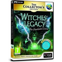Witches Legacy Charleston Curse Game