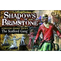 Shadows Of Brimstone The Scafford Gang Deluxe Enemy Pack Board Game