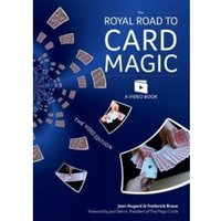 The Royal Road to Card Magic : Handy card tricks to amaze your friends now with video clip downloads
