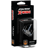 Star Wars X-Wing: T-70 X-Wing Expansion Pack Board Game