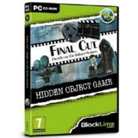 Final Cut: Death on the Silver Screen Hidden Object Game for PC (CD-ROM)