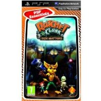 Ratchet and Clank Size Matters (Essentials) Game