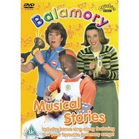 Balamory Musical Stories DVD