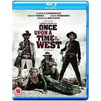 Once Upon A Time In The West Blu Ray