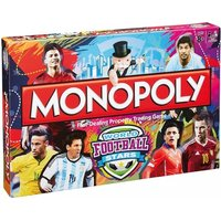 Monopoly World Football Stars