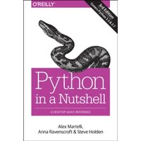 Python in a Nutshell : A Desktop Quick Reference