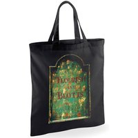 Harry Potter - Fourish And Botts Bag - Black