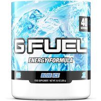 G Fuel Blue Ice Tub (40 Servings) Elite Energy and Endurance Formula