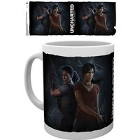Uncharted The Lost Legacy - Cover Mug