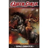 Queen Sonja Volume 3: Coming of Age TP