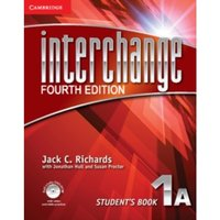 Interchange Level 1 Student's Book A with Self-study DVD-ROM