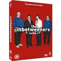 Inbetweeners - Complete Series 2 DVD