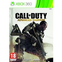 Call Of Duty Advanced Warfare Xbox 360 Game (with Advanced Arsenal DLC)