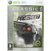 Need for Speed ProStreet Game (Classics)