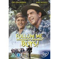 Follow Me, Boys! [DVD]