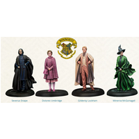 Harry Potter Miniatures Adventure Game Hogwarts Professors Expansion Board Game