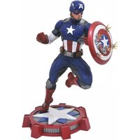 Marvel Gallery Marvel Now Captain America PVC Figure