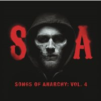 Soundtrack Sons of Anarchy Songs of Anarchy  Vol. 4 Original TV Soundtrack CD