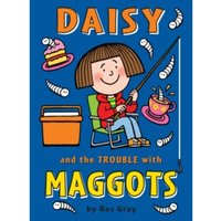 Daisy and the Trouble with Maggots by Kes Gray (Paperback, 2010)
