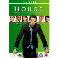 House - Complete Series 4 DVD
