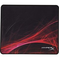 HyperX HX-MPFS-S-M Medium FURY S Speed Edition Pro Gaming Mouse Pad - Black/Red