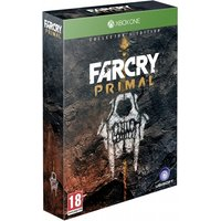 Far Cry Primal Collectors Edition Xbox One Game (with Exclusive Sabretooth DLC Pack)