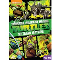 Teenage Mutant Ninja Turtles - Season 2, Vol. 1 Mutagen Mayhem DVD