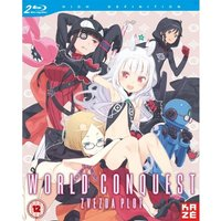 World Conquest Zvezda Plot: Complete Series Collection Blu-ray