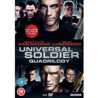 Universal Soldier Quadrilogy DVD