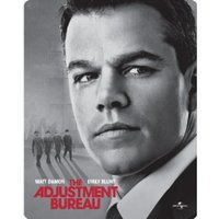 Adjustment Bureau DVD