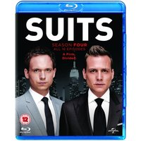 Suits - Season 4 Blu-ray