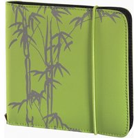 Hama Up to Fashion CD/DVD/Blu-ray Wallet 24 (Green)
