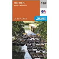Oxford, Witney and Woodstock : 180