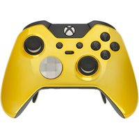 Chrome Gold Edition Xbox One Elite Controller