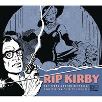 Rip Kirby Volume 10 Hardcover