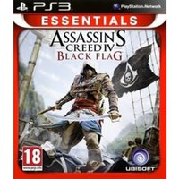 'Assassin's Creed Iv 4 Black Flag Ps3 Game (essentials)
