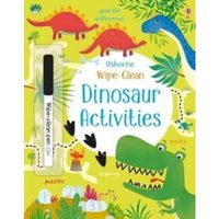 Wipe-Clean Dinosaur Activities
