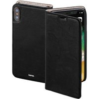 Hama Guard Case Booklet for Apple iPhone X, black