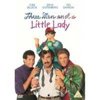 Three Men And A Little Lady DVD