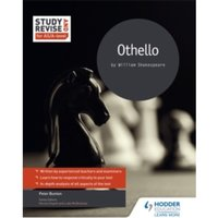 Study and Revise for AS/A-level: Othello by Pete Bunten (Paperback, 2016)