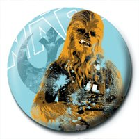 Star Wars - Chewie Badge