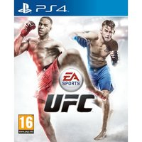 UFC PS4 Game (with Bruce Lee DLC Code)