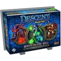 Descent 2nd Edition Hero and Monster Collection Bonds of the Wild