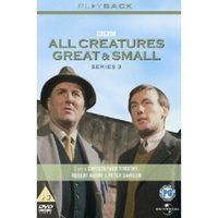 All Creatures Great And Small - Series 3 DVD