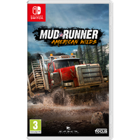 MudRunner American Wilds Edition Nintendo Switch