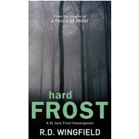 Hard Frost by R. D. Wingfield (Paperback, 1997)